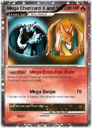pokemon mega charizard x and y