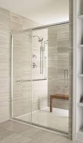kohler lattis semi frameless shower door