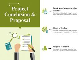 Project Proposal Presentation Project Conclusion And Proposal Ppt Powerpoint Presentation