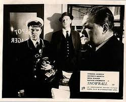 Snowball original lobby card Kenneth Griffith Wensley Pithey in office -  silverscreenarchives.com