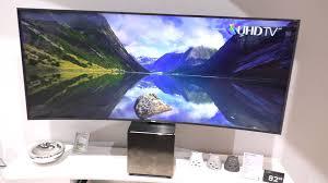 samsung tv 82. ue82s9w s9w 5k fernseher im kinoformat, 82 zoll von samsung ifa 2015 - youtube tv