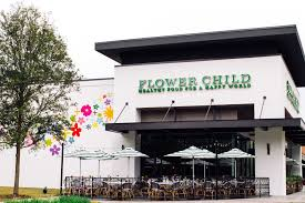 flower child opens in the woodlands