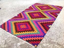bright kilim rugs diamond design g x vintage g gs bright colored area g vintage bright kilim bright kilim rugs