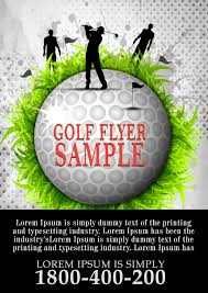 Golf Tournament Flyer Template 15 Free Golf Tournament Flyer Templates Fundraiser