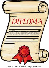 diploma clip art vector search drawings and graphics images  diploma csp15349764
