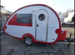 small travel trailers with bathroom. 2013 TAB S Little Guy Trailer With A Bathroom From Starling Travel Small Trailers