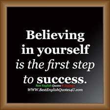 Believing In Yourself Quotes Beauteous Believing In Yourself Best English Quotes Sayings