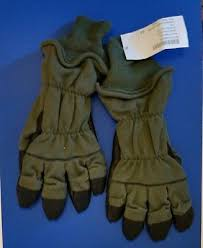 intermediate cold weather flyers glove usgi military intermediate cold weather flyers gloves hau 15 p size