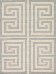 275cm x 365cm greek key rug