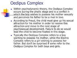 complex essay oedipus complex essay