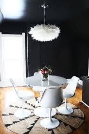 diy dining room lighting ideas. diy feather pendant abeautifulmesscom black dining roomsblack diy room lighting ideas e