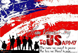 happy veterans day to us army wishes picture