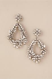 chandelier jewelry elegant bhldn s deepa brigit chandelier earrings in silver
