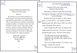 APA Research Style Crib Sheet New Apa Quote Format