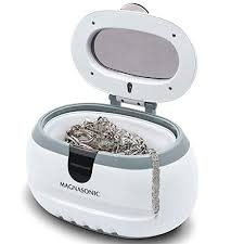 magnasonic professional ultrasonic jewelry cleaner machine for cleaning eyegles watches rings necklaces