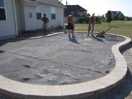 square paver patio with fire pit. Simple Paver Patio Creative Diy Limonchello Square Stones Fire Pit With