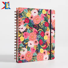 A5 2019 Spiral Planner Organizer Agenda Diary Weekly With Elastic Buy Spiral Notebook Notebook Planners Covers 2019 2 Year Planner 2019 2020 Product