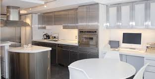 nice stainless steel kitchen cabinets lovely interior design ideas with stainless steel kitchen cabinets remodeling contractor