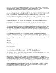 Payment History Letter Template Credit Dispute Letters Late Payment Letter Template Form Monster