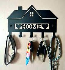 key hooks for wall key hooks for wall decorative wall mounted key hooks walls small images