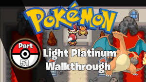 Merydian City Light Platinum Gym Pokemon Light Platinum Walkthrough Part 51 2 Gyms 1 Episode