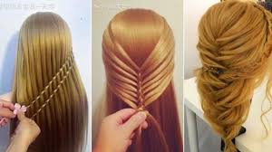 Hair Style Girl beautiful hairstyles pilation 2017 top hairstyles tutorials 2166 by wearticles.com