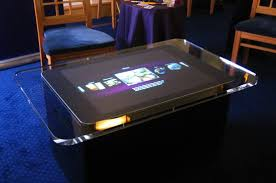 Micrsoft Table Microsoft Surface Coffee Table For The Home Table Funky Home