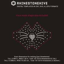 ✅ download free mono or multi color vectors for commercial use. Rhinestone Templates Dxf Svg Files Embroidery Files Beehivefiles Rhinestonehive