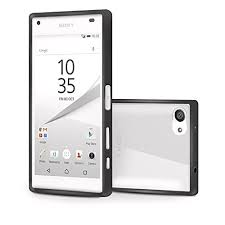 sony xperia z5 compact. orzly fusion bumper case for sony xperia z5 compact
