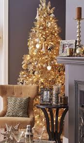 Grey Christmas Tree Best 25 Gold Christmas Tree Ideas On Pinterest Christmas Tree