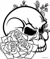 Small Picture Printable Coloring Pages Roses Coloring Coloring Pages