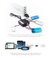 blitzwolf® bw s1 40w smart 5 port high speed desktop usb charger blitzwolf® bw s1 40w smart 5 port high speed desktop usb charger