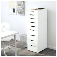 ikea office drawers. Ikea Drawer Unit 9 Drawers White Storage Solutions Craft Office  Dresser New .