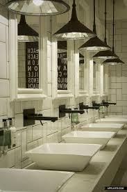bathroom in australasia restaurant by edwin design