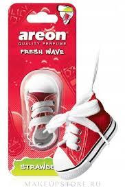 <b>Areon Fresh</b> Wave Strawberry - <b>Ароматизатор</b> для авто ...