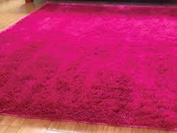 fluffy rug pink fluffy rug
