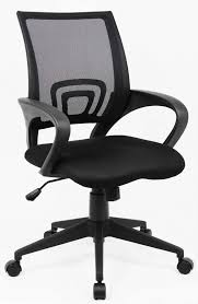 edge office chair with mesh back and black leatherette seat. lovable mesh back office chair black edge with and leatherette seat n