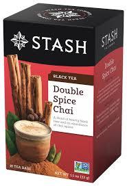<b>Double Spice</b> Chai - Stash <b>Tea</b> Wholesale