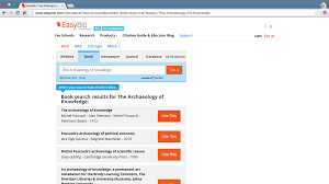 Annotated Bibliography Machine Tool Technology