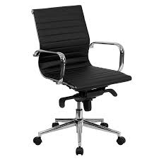 black and white office furniture. brilliant furniture manchester low back office chair black to and white furniture