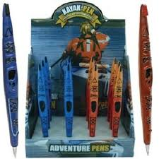 pen kayak themed gifts