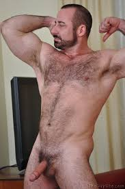 Free gay video hairy hirsute