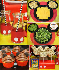 Mickey Mouse Clubhouse Birthday Party Ideas 2 Year Old Minnie