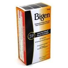 Bigen Powder Hair Color Haircoloringproducts