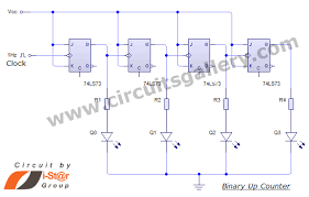 binary up counter circuit with working animation and simulation Wiring Diagram For Counter binary up counter circuit with working animation and simulation video circuits gallery wiring diagram for intermatic sprinkler timer
