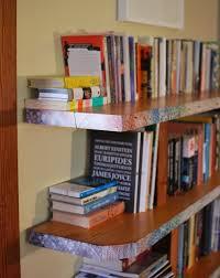 diy bookshelf reclaimed lumber