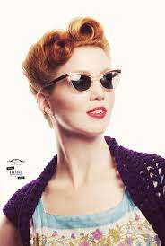 Retro Hair Style 75 best vintage hairstyling for camera course images 7146 by wearticles.com