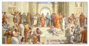 Сообщение Аристотель философ политик и естестоиспытатель  Философ со своим учителем Платоном