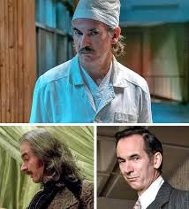He was nominated for an olivier award in 2006, and for a tony in 2009. The Chernobyl Cast And The People They Portrayed Stalkerway