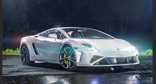 When You Drive An SUV Like I Do, Riding In The Lamborghini Transported Me  To Whole Other World...quickly!\